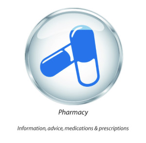 pharmacy services icon